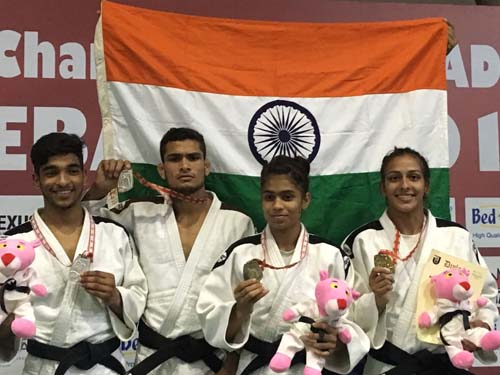 Asian Junior Medalists... 