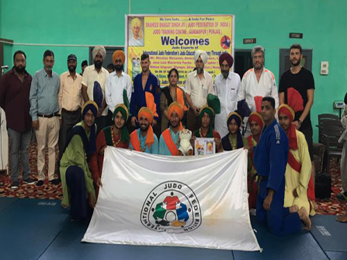 JFI Training Center Gurdaspur welcomed IJF Delegation