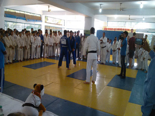 IJF Judo Educational Journey at Delhi