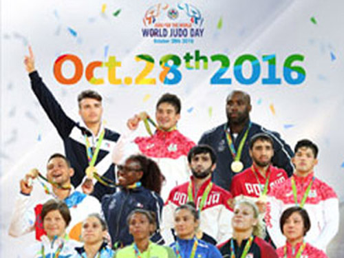 World Judo Day...