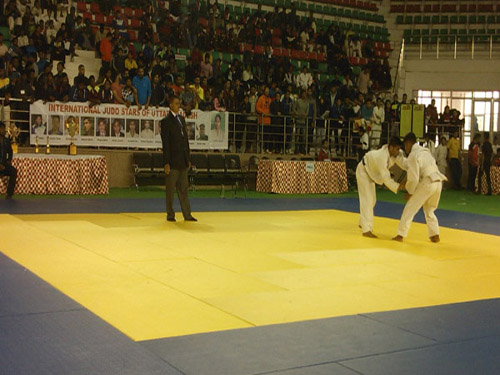 National Cadet & Junior Judo Championships 2016-17, Saifai