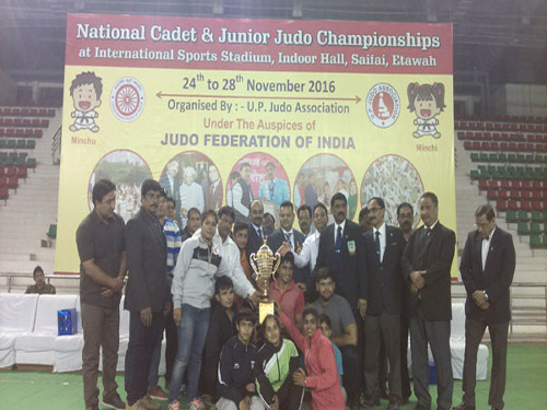 Winner of National Cadet - Haryana