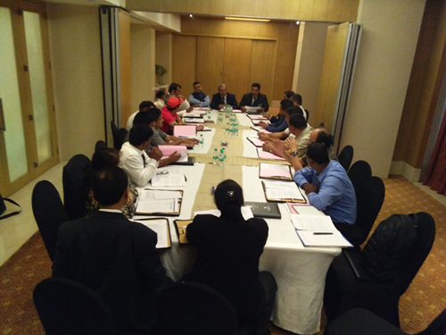 Executive Committee Meeting of JFI at Chennai