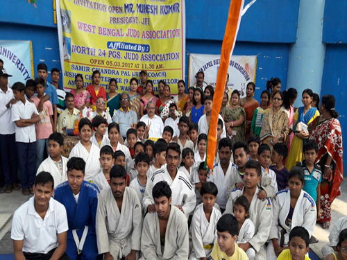 9th JFI Training Centre Opened at 24 Pargana Judo Club at Kolkata