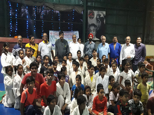 10th JFI Training Centre Opened at Calcutta Judo Club, Kolkata, W.B.