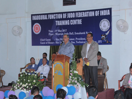 12th JFI Training Centre Aizawal, Mizoram
