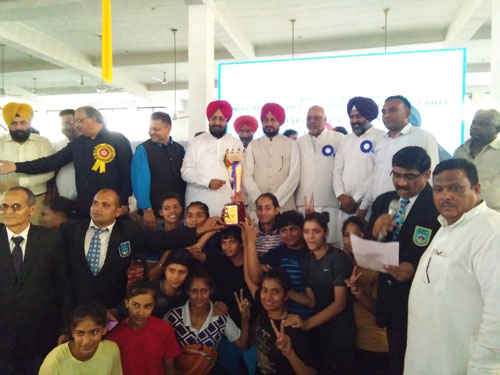 National Cadet and Junior Judo Championship 2017-18, Jalandhar