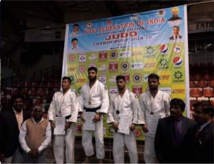 SENIOR NATIONAL JUDO CHAMPIONSHIP 2018-19, A.P