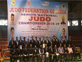 SENIOR NATIONAL JUDO CHAMPIONSHIP 2018-19, A.P 1