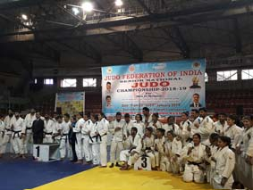 SENIOR NATIONAL JUDO CHAMPIONSHIP 2018-19, A.P 2