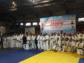 SENIOR NATIONAL JUDO CHAMPIONSHIP 2018-19, A.P 3