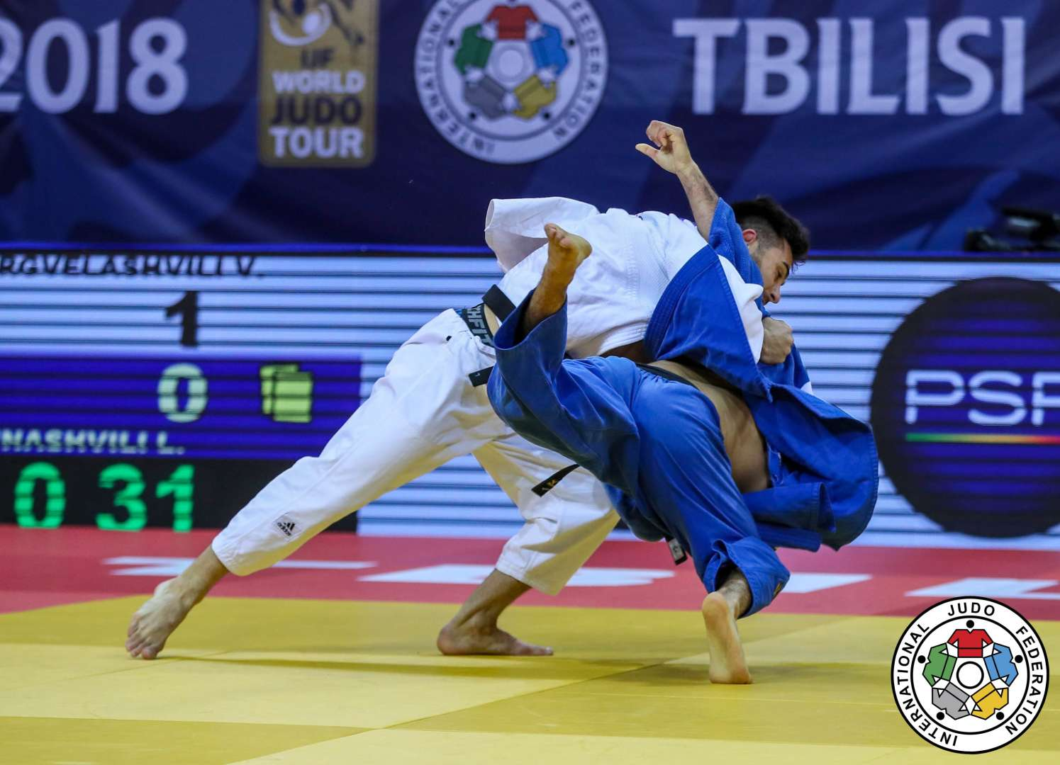 Jasleen Singh Saini shown excellent performance in the Grand Prix Tbilisi 2019 but just miss the medal