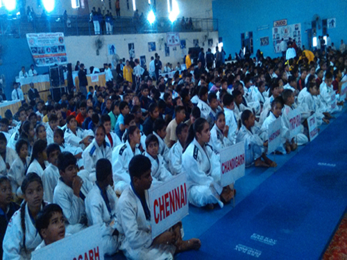 Sub Junior National Judo Championships 2018-19, Una